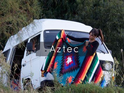 Aztec - Mexican Blanket