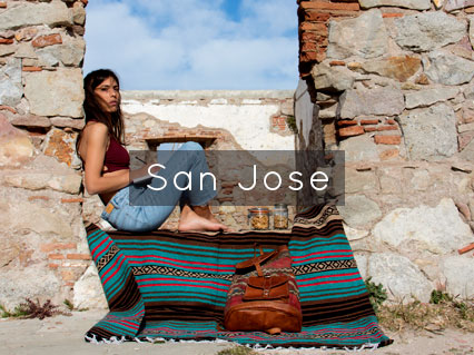 San Jose - Mexican Blanket